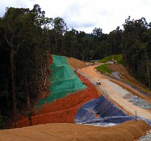 hydroseeder erosion control