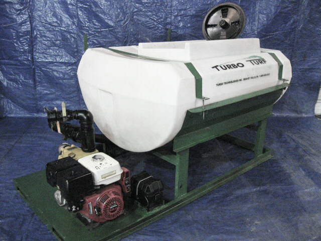 turbo turf hydroseeder