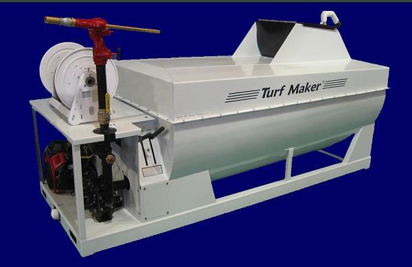 The Turfmaker 174 700 Hydroseeder Turfmaker Hydroseeder Sales